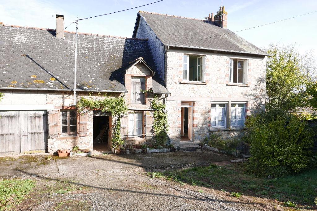 Immobilier erce en lamee a vendre vente acheter for Acheter maison a la campagne
