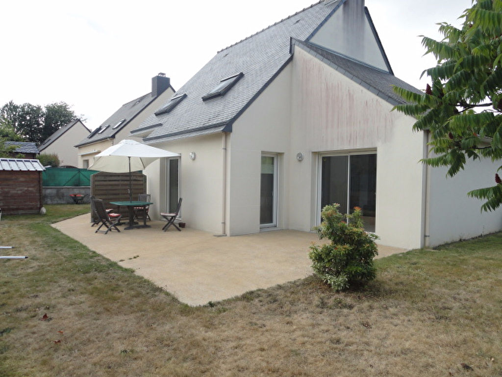 Maison quartier de la Guédelais