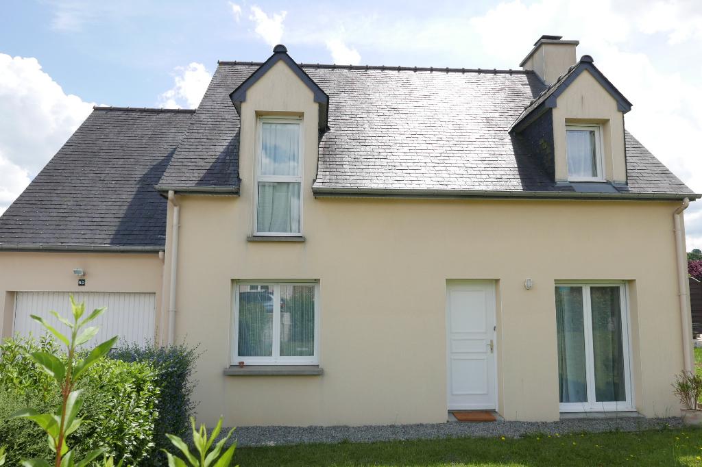 Maison contemporaine à Bain de Bretagne !