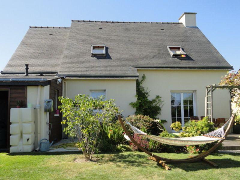 Maison impeccable avec jardin d'environ 700m2 sans vis à vis